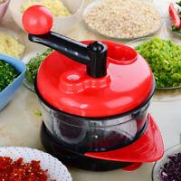 Fruit Vegetable Cutter Meat Grinder Chopper Shredder Food Chopper Egg Mixer`o