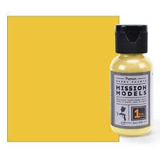 Mission Models Paint, Prime Colour - YELLOW MMP-007 1fl.oz bottle