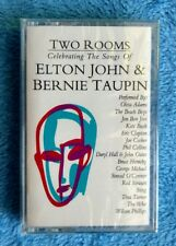 NEW SEALED TWO ROOMS Songs Of Elton John Cassette Tape Compilation Sting The Who