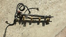 Ford Focus MK1 2.0 Petrol Fuel Rail and Injectors             ref J89