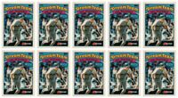 (10) 1989 Topps K-Mart Dream Team Baseball #5 Jay Buhner Lot Mariners