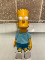 "Vintage Bart Simpson 11"" Plush Doll 1990 20th Century Fox Matt Groening Rare"