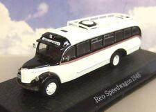 Atlas 1/72 de metal 1946 reo Speedwagon Autocar/bus Norway Molde/trondheim DEST