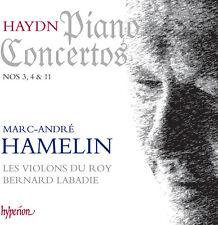 Marc-Andr Hamelin, - Piano Concertos 3 4 & 11 [New CD]