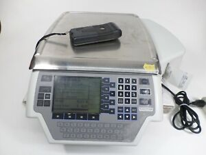 Hobart Quantum Commercial Grocery Deli Scale With Printer - 29253-BJ #2