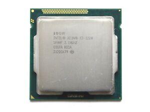 SERVER CPU - INTEL XEON E3-1220 | SR00F | 3.10GH | 8MB | 4Core | LGA1155