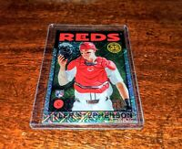TYLER STEPHENSON RC 2021 TOPPS CHROME SILVER PACK '86 REFRACTOR #86BC-39 HOT!!