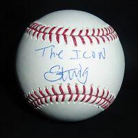 Sting Signed Official Baseball PSA/DNA COA WWE TNA WCW AEW Wrestling Autograph
