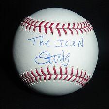 Sting Signed Official Baseball PSA/DNA COA WWE TNA WCW Wrestling Autograph ROMLB