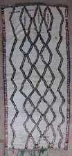 Azilal rug AZ40196  beniourain berber rug https://www.moroccan-berber-rugs.com