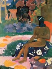 PAUL GAUGUIN OLD MASTER ART PAINTING PRINT POSTER 2168OMA