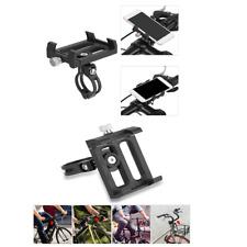 GUB G-84 Adjustables Bike Handlebar Phone Holder Clamp Mount Support Stand Black