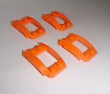 Lego (47755) 4 offene Kotflügel 4x3, in orange aus 7692 7644 7686 8636