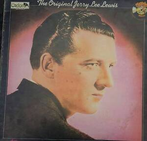 "JERRY LEE LEWIS  ""The original""  LP"