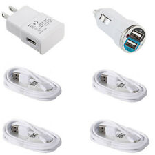 Micro USB Wall Power Adapter Charger Cable for Samsung Galaxy S3 S4 S6 Note 3 4