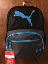 "PUMA Cyclone 16"" Laptop Backpack (Blue/Black)"