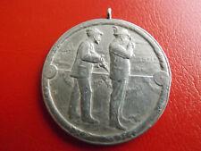 Weimarer Republik Schützenmedaillen* 1925 Silber/ca.20g.-40mm(Kof2)