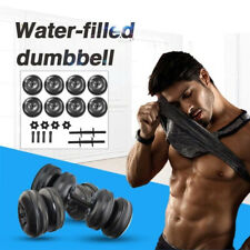 20-25kg Adjustable Dumbbell Water-filled Barbells Eco-friendly Fitness Equipment
