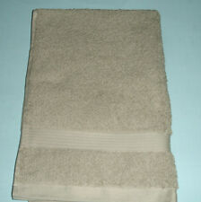 Sferra Chase Hand Towel 2 Piece Set Mushroom Plush 100% Cotton Looped Terry New