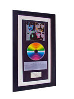 U2 Pop CLASSIC CD Album GALLERY TOP QUALITY FRAMED!!