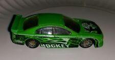 Vintage 2000 Mattel Hot Wheels SS Commodore VT Hockey Green Mask car sports htf