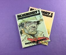 Blueberry #1 and #2 (1989-1990): Charlier & Moebius! Heavy Metal Artist! VF/NM!