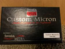 Iwata Custom Micron C+ ICM-4500 C Plus AirBrush