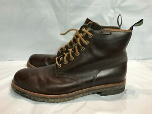 Polo Ralph Lauren Army Boots Mens Size 9 UK(euro 43)