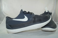 Nike Air Solarsoft Moccasin Trainers GR: 47,5 - 46,5 Grau Running