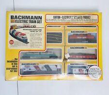 Bachmann Ho Scale Electric Train Set Vintage Seaboard Coast Line Spirit of 76