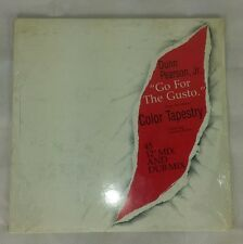 DUNN PEARSON JR - Go For The Gusto  LP Record