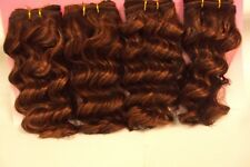 Beautiful  All In One Deep Wave Hair Extensions 100% Human Hair Quality 4 Pieces
