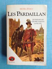 Michel Zévaco - Les Pardaillan intégrale tome 1 - Collection Bouquins