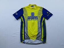 FOX Mountain Sports Outlet Keystone Bike Cycling Jersey Sz S Small Shirt MTB Zip