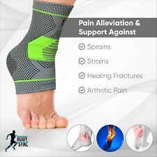 Ankle Plantar Fasciitis Foot Compression Ankle Support Heel, Arch & Ankle