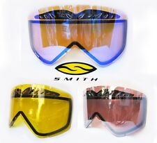 - New - Smith Fuse / Stance / Sentry  Snowboard / Ski Goggle Lens Replacement