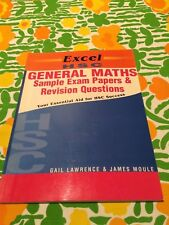 Excel HSC General Maths Sample Exam Papers & Revision Questions Mathematics Book