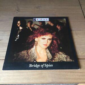 "T'PAU - BRIDGE OF SPIES (1987 12"" VINYL ALBUM) SIREN SRN LP8   A3/B3"
