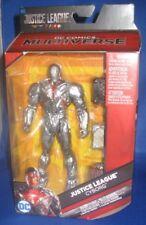 Dc Comics Multiverse Liga de la Justicia cyborg coleccionista figura con 3 madre