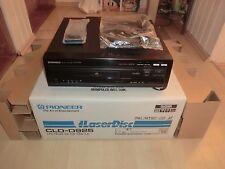 Pioneer CLD-D925 High-End LaserDisc Player, OVP, neuwertig, 2J. Garantie