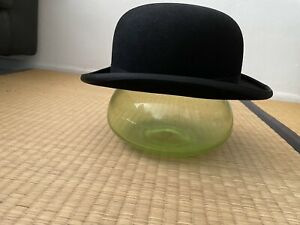 Lock Hatter London Hut Melone oder Bowler Gr. 57-7-M  Lock & Co Made in England