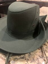 Drill Instructor Hat WOMANS SIZE MEDIUM  ARMY  DI  MILITARY USGI BOOT CAMP