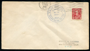 """CANADA (25238): """"LADY NELSON"""" paquebot cancel/cover"""