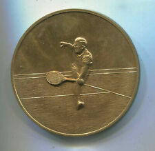 Tennis Plakette Goldstufe 60 mm (ko160)