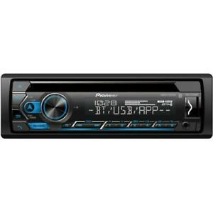Pioneer Single Din Bluetooth CD Receiver with MIXTRAX, Smart Sync and FLAC Suppo