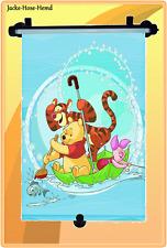 Auto Sonnenrollo Winnie the Pooh Sonnenschutz KFZ Rollo NEU