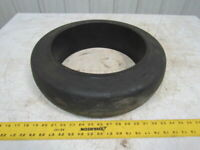 Monarch Rubber Co. 18x5x12-1/8 Press On Smooth Solid Rubber Fork Lift Tire