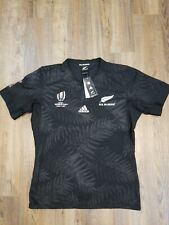 Adidas All Blacks Authentic Rugby World Cup Japan Jersey 2019 (Dy3779) Size Xl