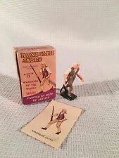 Marx Warriors of the World Revolutionary Soldier ~ Randolph Jayes ~ Card & Box