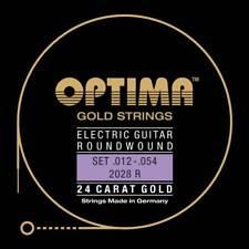 Optima Gold Strings 12-054